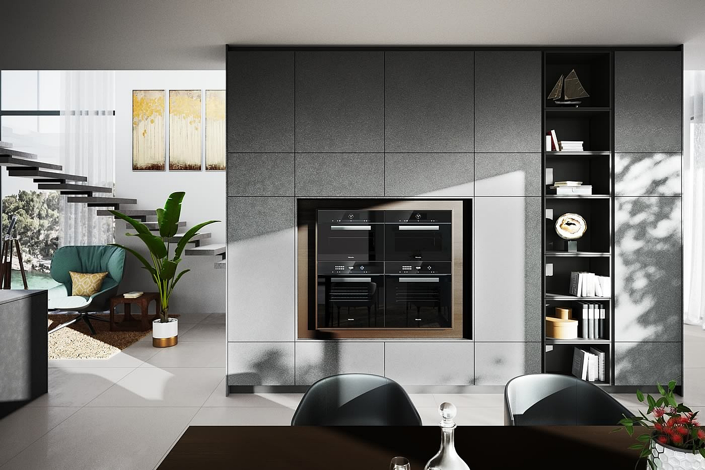 Kitchen 2 Luxury Kitchen Designs at Kitchen Evolution Sloane Square Chelsea Knightsbridge Mayfair London call 020 7730 4850