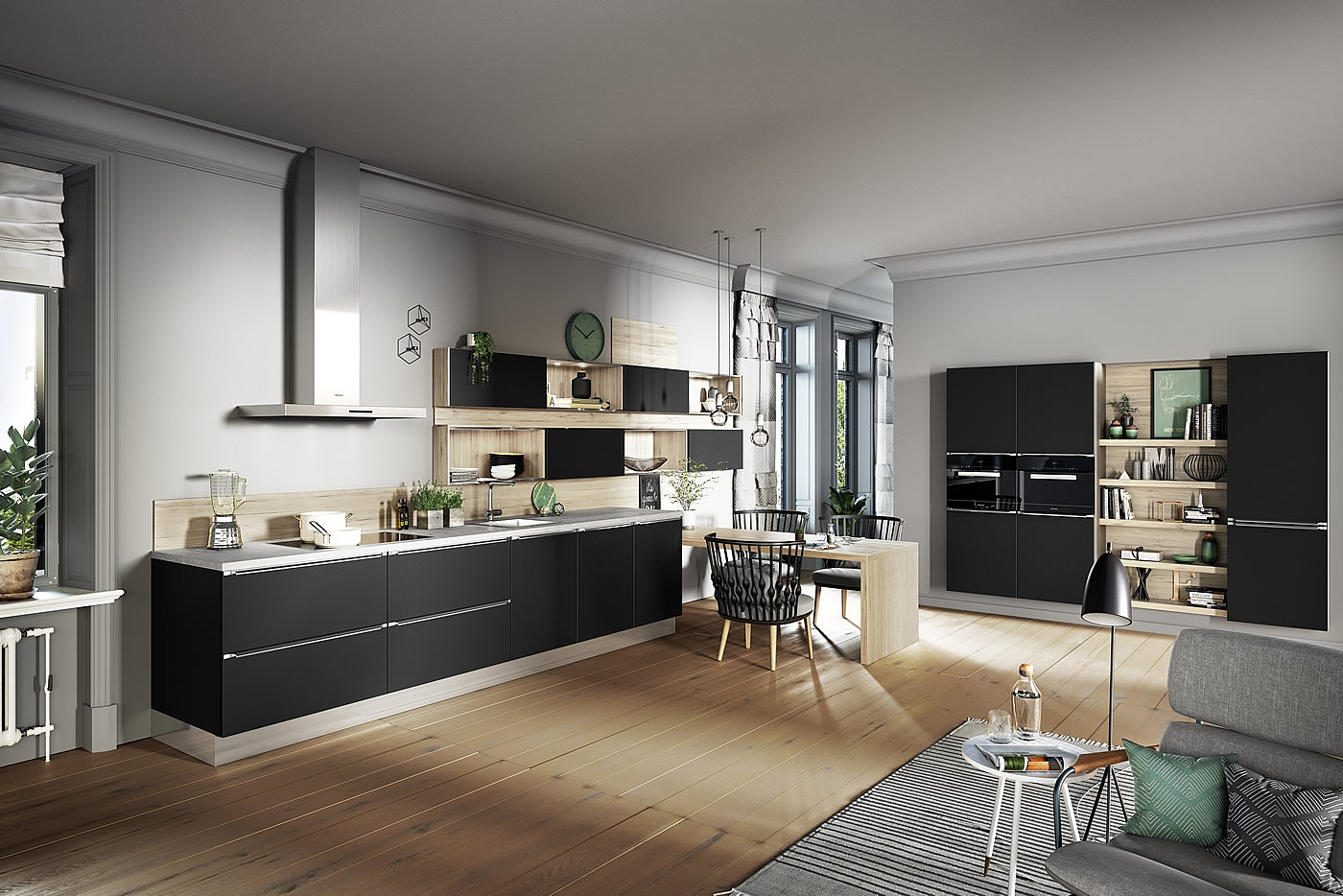 Kitchen 3 Luxury Kitchen Designs at Kitchen Evolution Sloane Square Chelsea Knightsbridge Mayfair London call 020 7730 4850